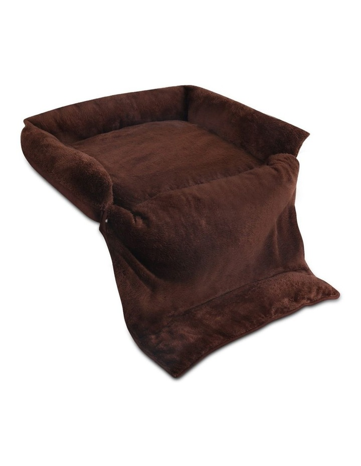 Large 3 in 1 Foldable Pet Bed image 1