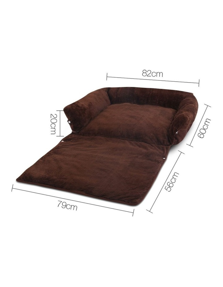 Large 3 in 1 Foldable Pet Bed image 2