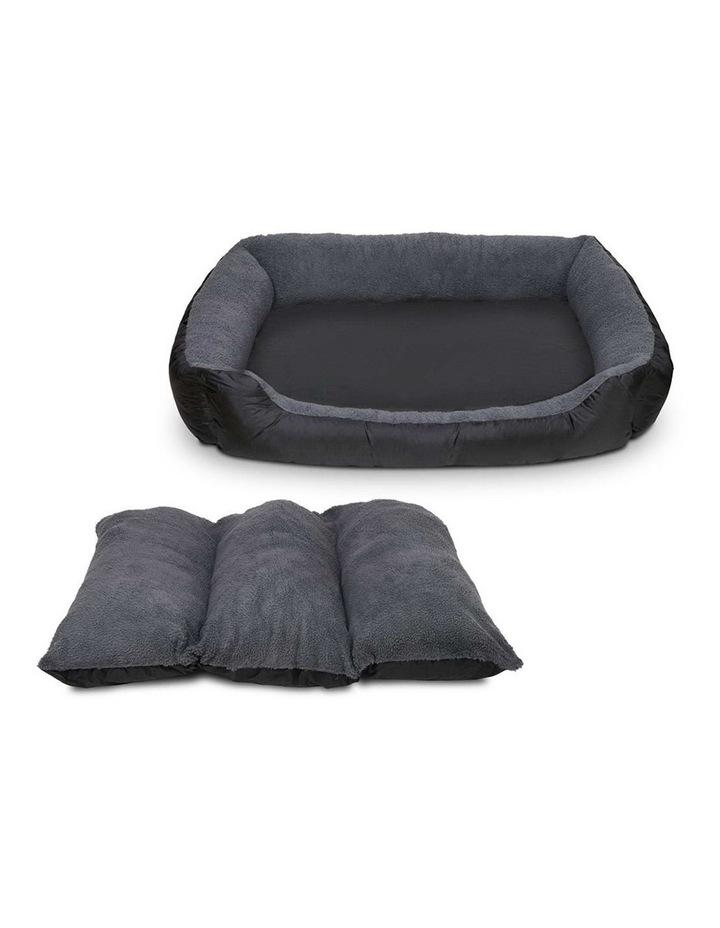 Extra Extra Large Fleece Washable Pet Bed image 3