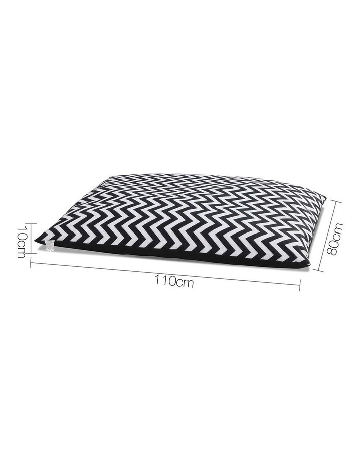 Extra Extra Large Canvas Pet Bed image 2