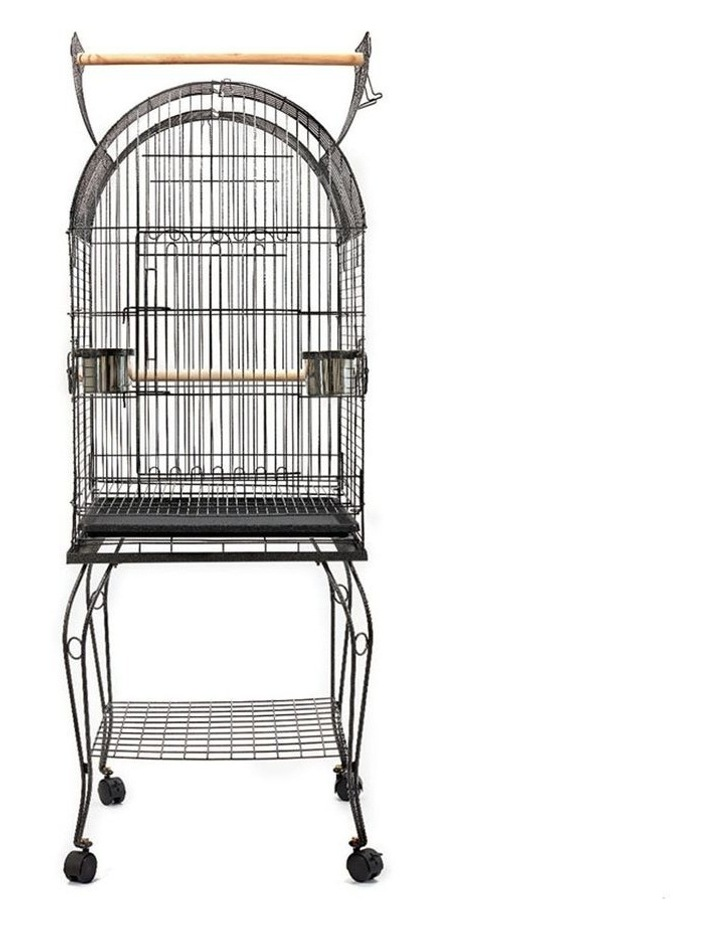 Large Bird Cage with Perch image 3