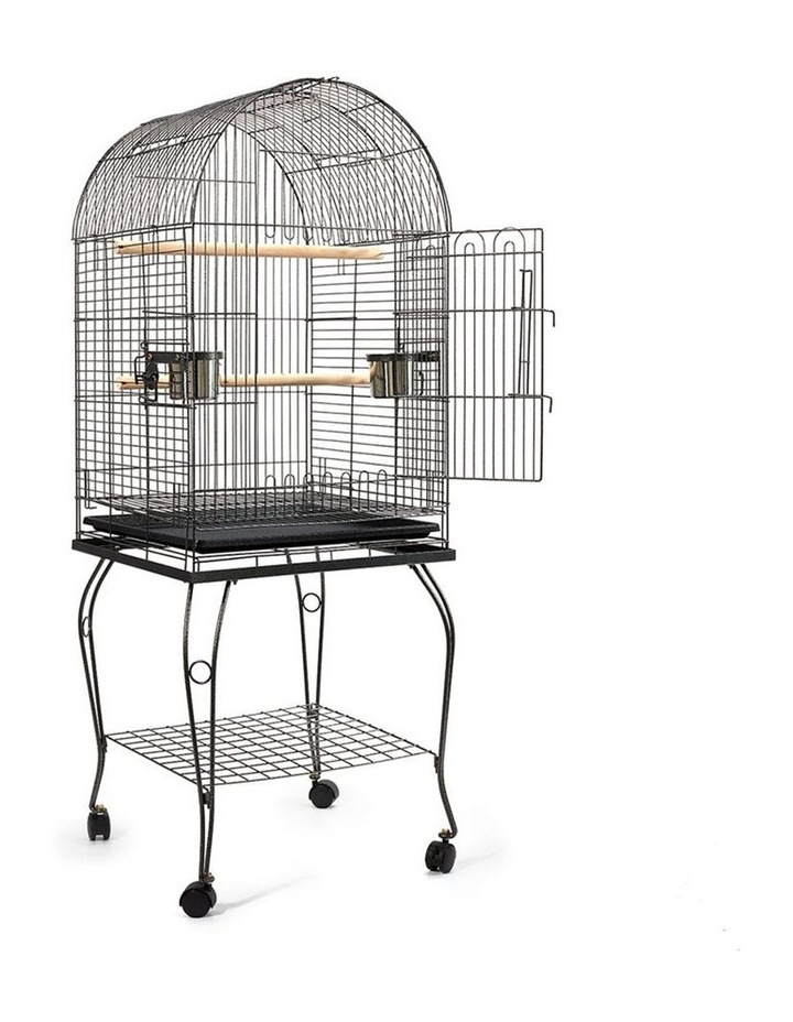 Large Bird Cage with Perch image 4