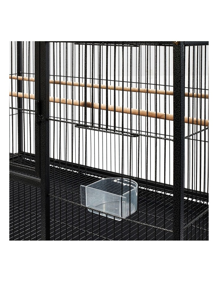 Large Bird Cage with Perch image 5