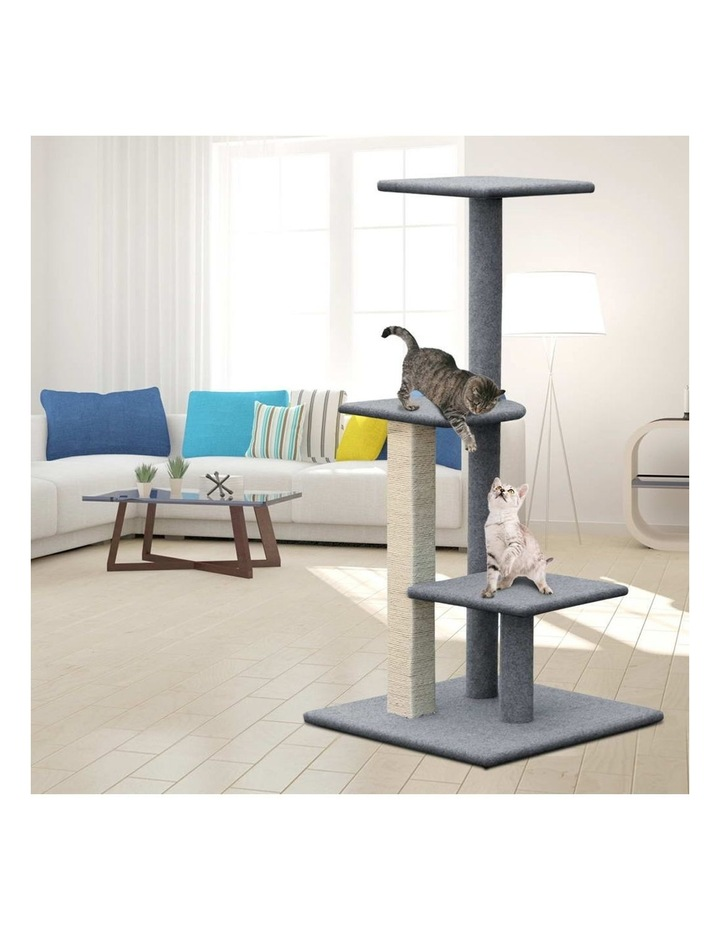 124cm Cat Scratching Post image 1