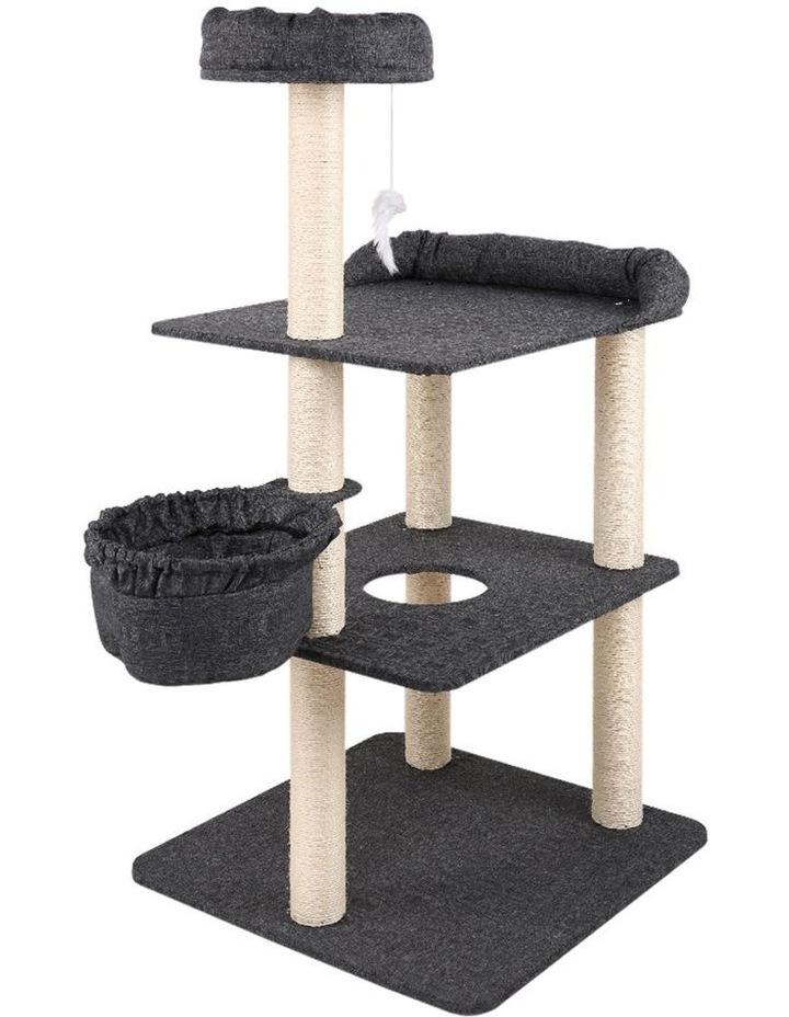 132cm Multi Level Cat Scratching Tree Post image 1