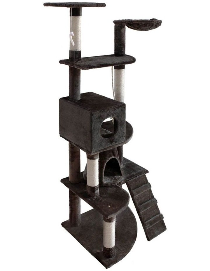 193cm Multi Level Cat Scratching Post image 1