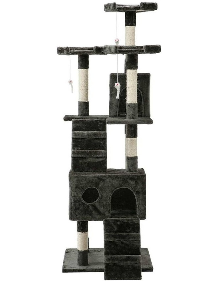 180cm Multi Level Cat Scratching Post image 3