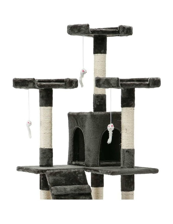 180cm Multi Level Cat Scratching Post image 4