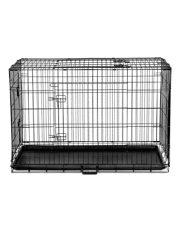 42inch Collapsible Pet Cage with Cover image 6
