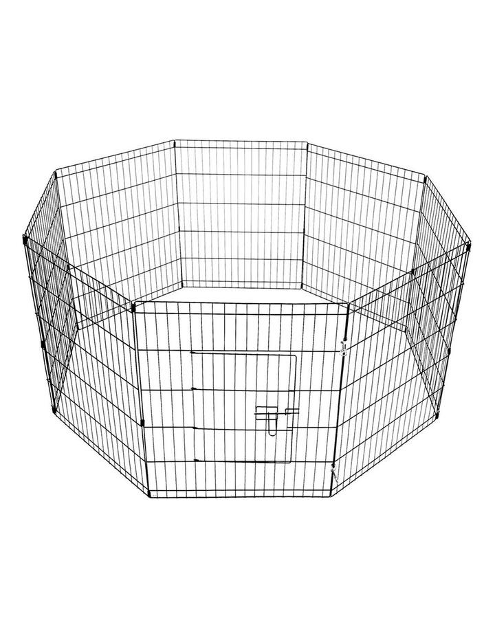 "i.Pet 30"" 8 Panel Pet Dog Playpen image 1"