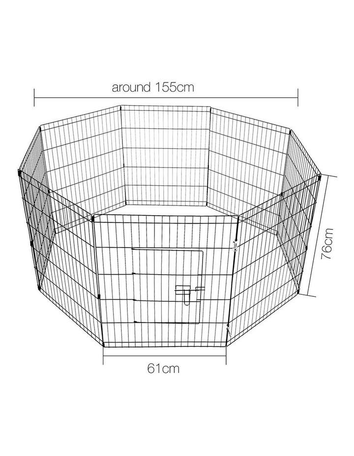 "i.Pet 30"" 8 Panel Pet Dog Playpen image 2"