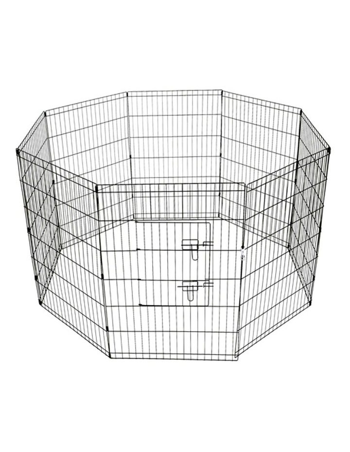 "36"" 8 Panel Pet Dog Playpen image 1"