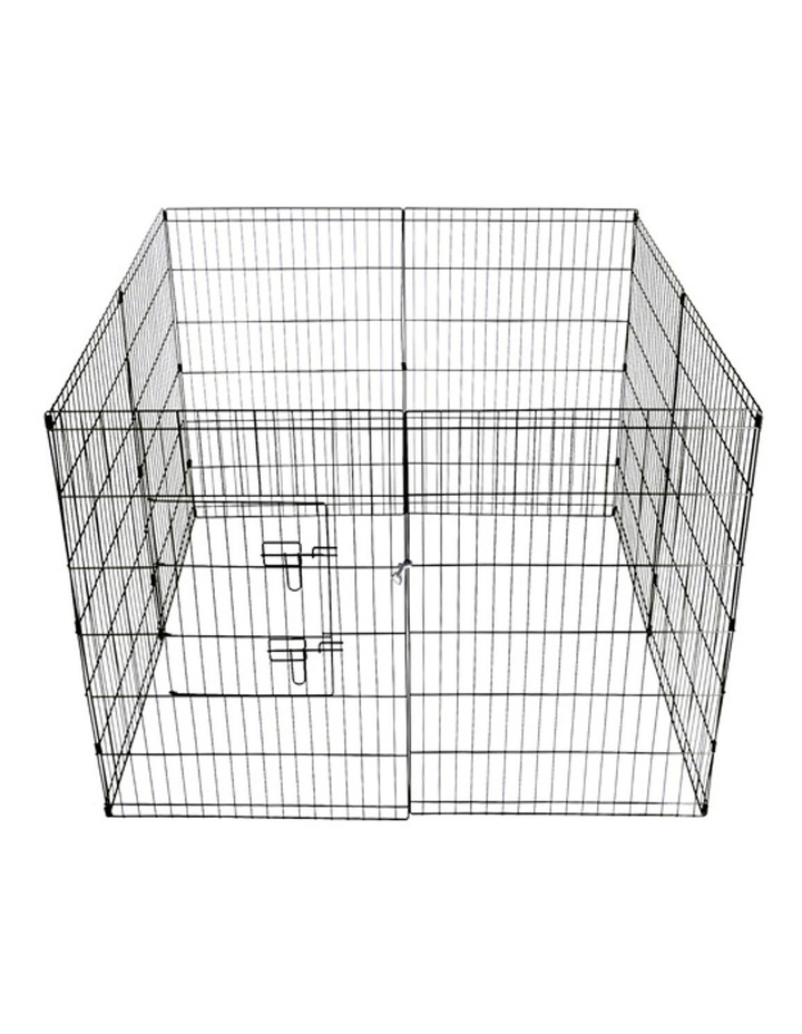 "36"" 8 Panel Pet Dog Playpen image 4"