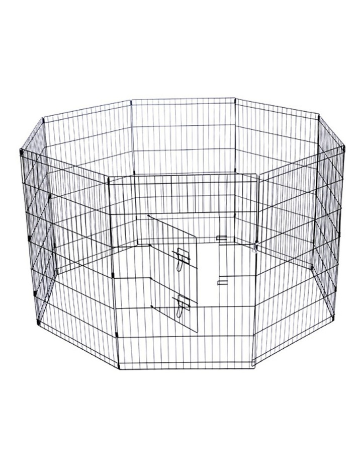 "36"" 8 Panel Pet Dog Playpen image 5"