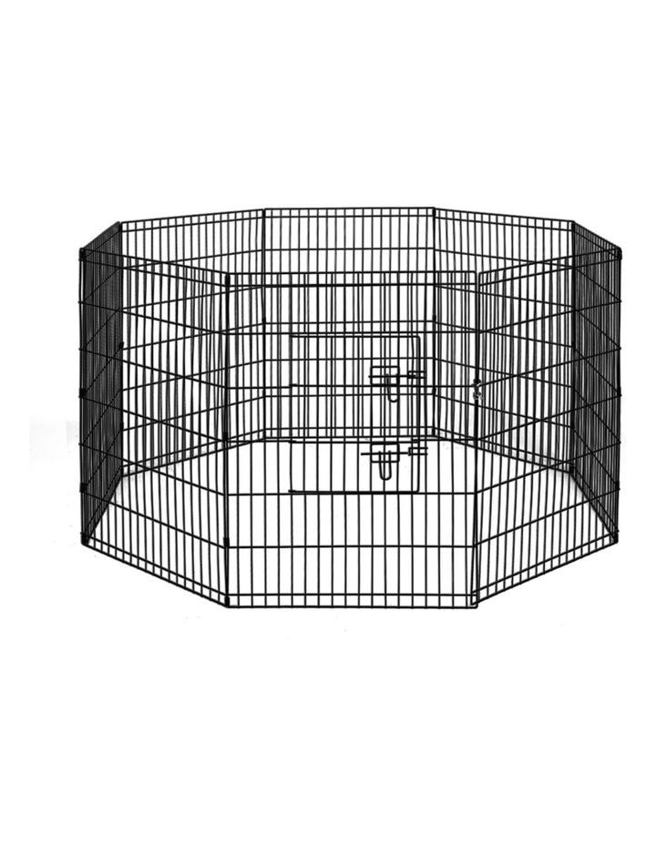 """36"""" 8 Panel Pet Dog Playpen image 1"""