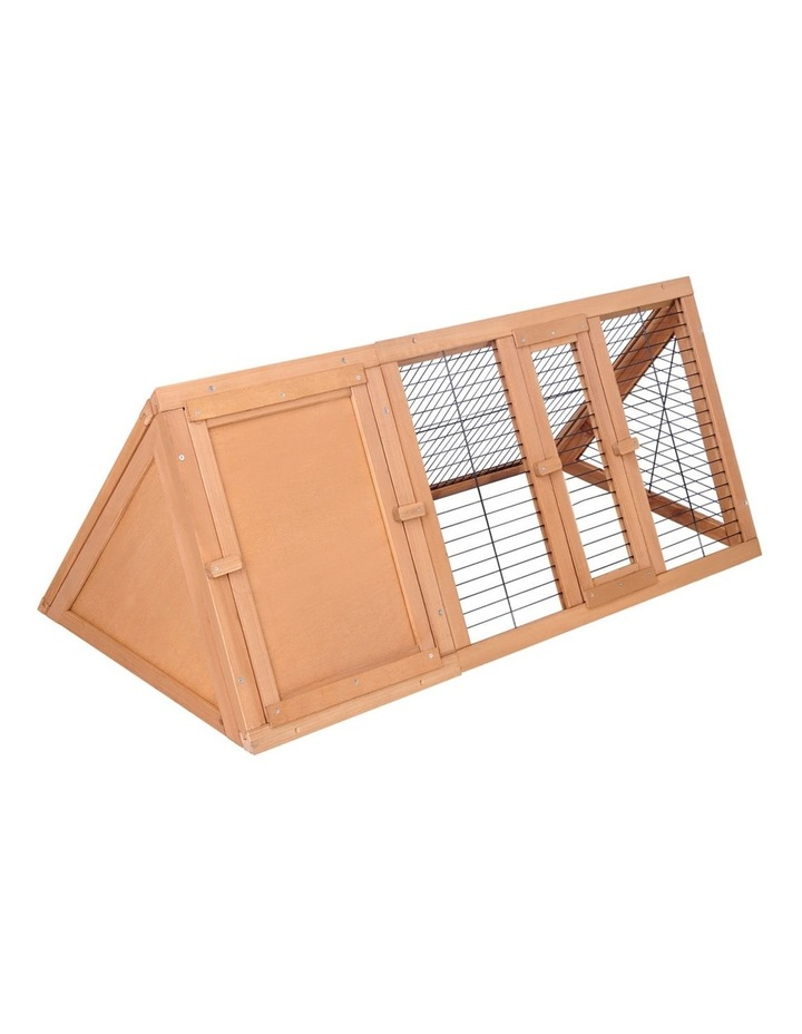 Wooden Pet Hutch image 1