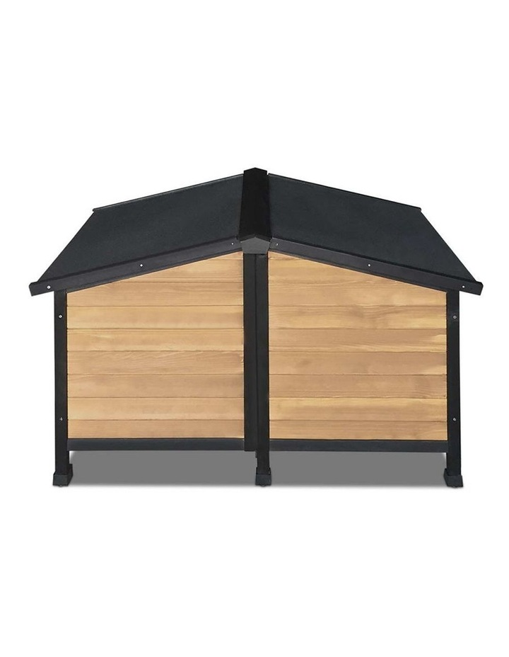 i.Pet Extra Extra Large Wooden Pet Kennel image 6