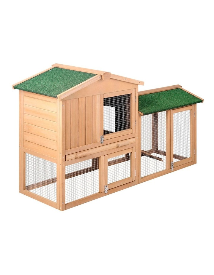 138cm Tall Wooden Pet Coop image 1