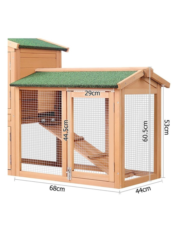 138cm Tall Wooden Pet Coop image 4