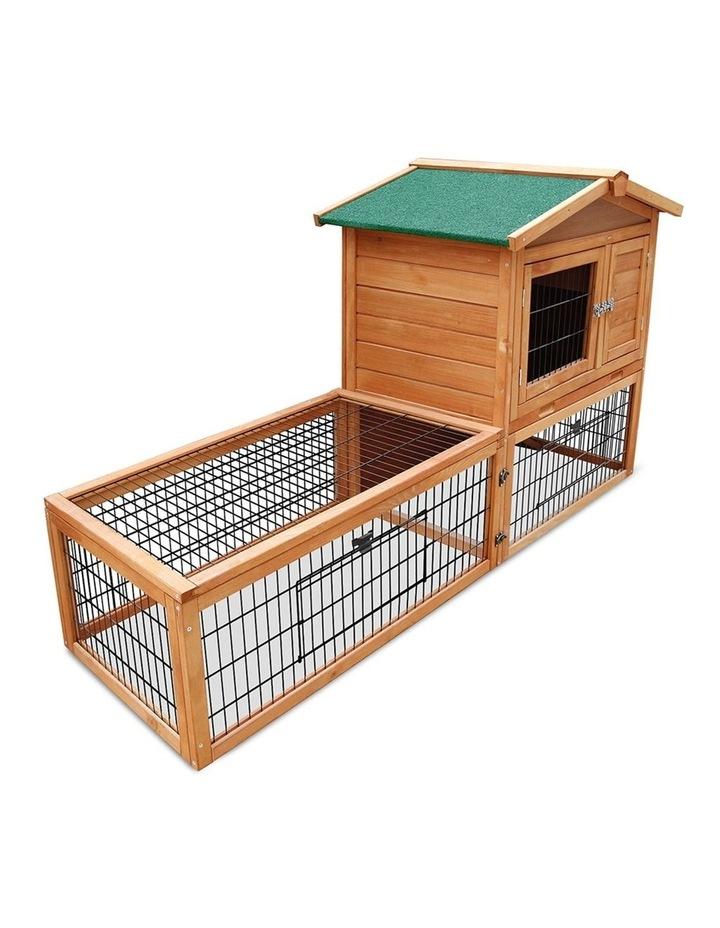 155cm Tall Wooden Pet Coop image 1