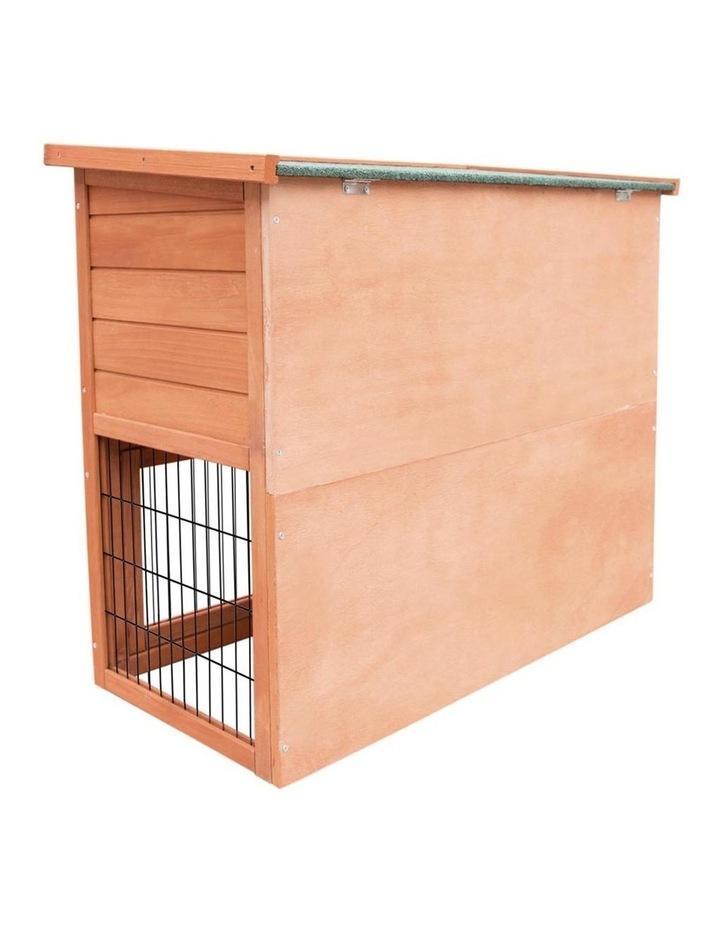 93cm Tal Wooden Pet Coop image 4