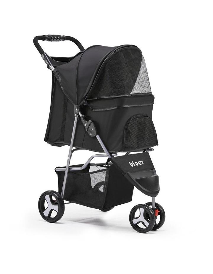 3 Wheel Pet Stroller image 1