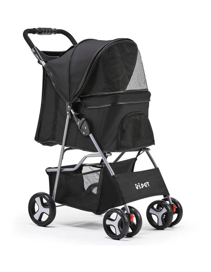 4 Wheel Pet Stroller image 1