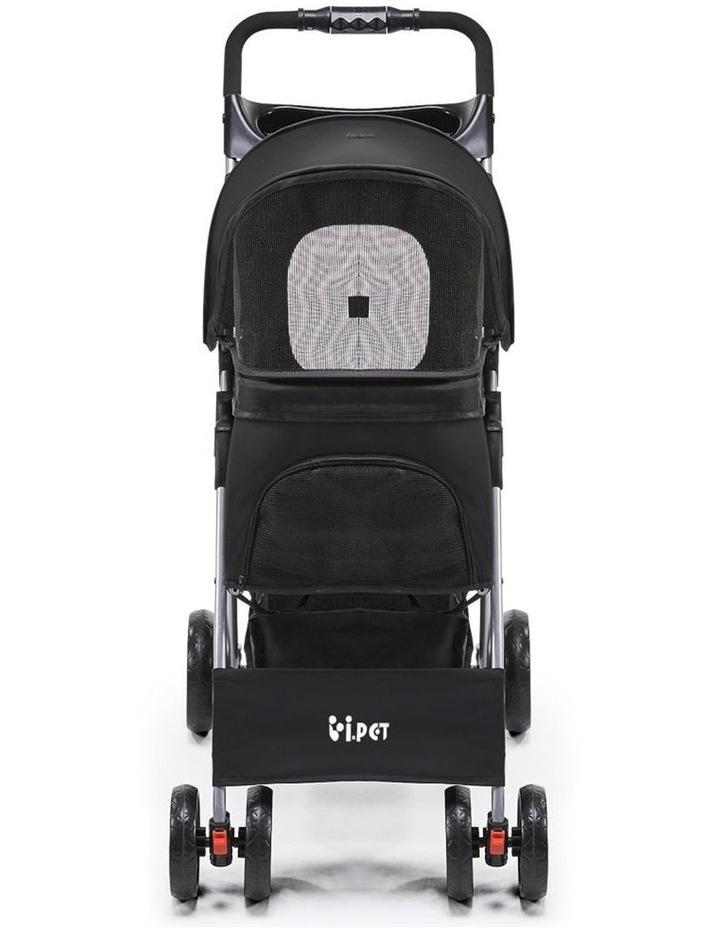 4 Wheel Pet Stroller image 3