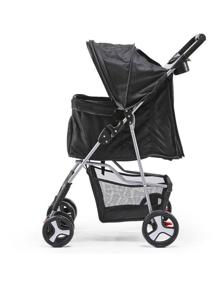 4 Wheel Pet Stroller image 4
