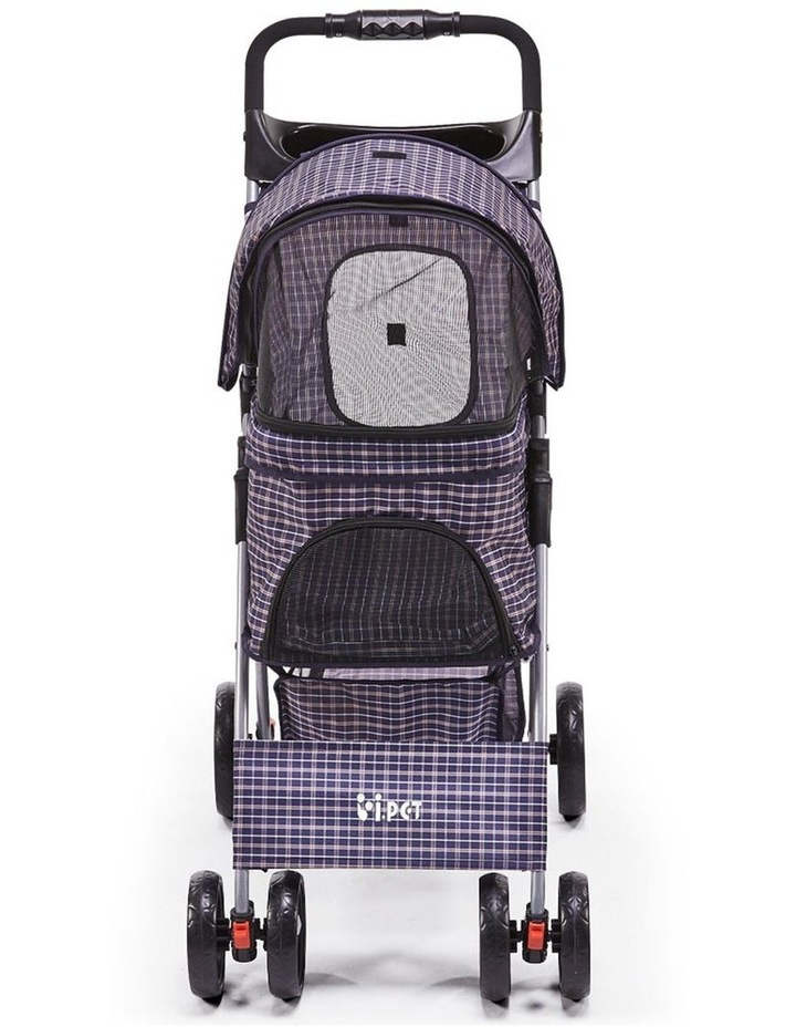 Pet 4 Wheel Pet Stroller image 4