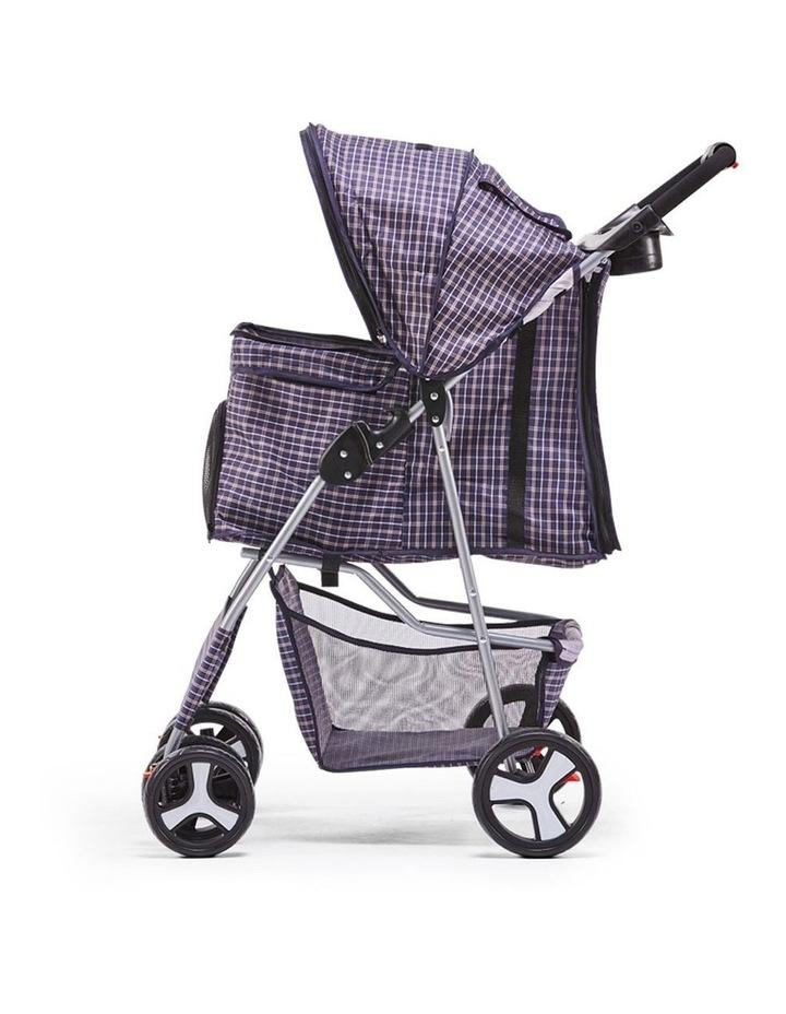 Pet 4 Wheel Pet Stroller image 5