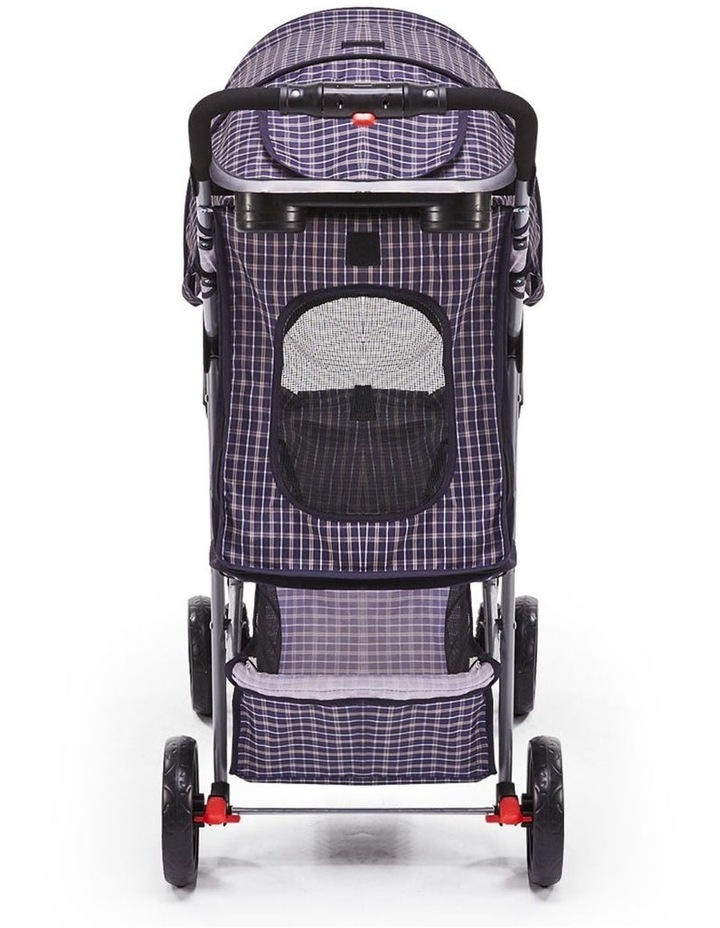 Pet 4 Wheel Pet Stroller image 6
