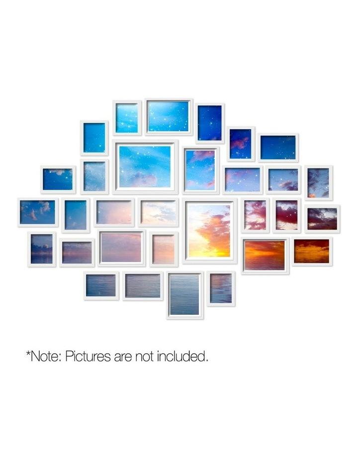 30 PCS Photo Frame Collage image 1
