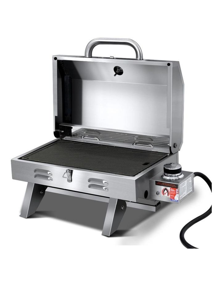 Portable gas BBQ image 1