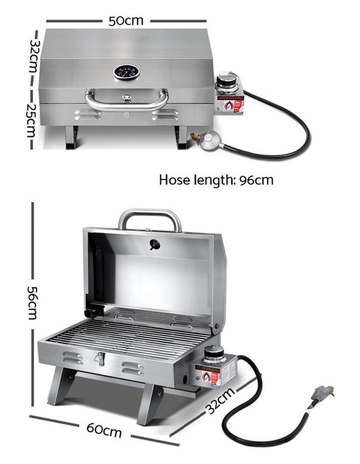 Portable gas BBQ image 2
