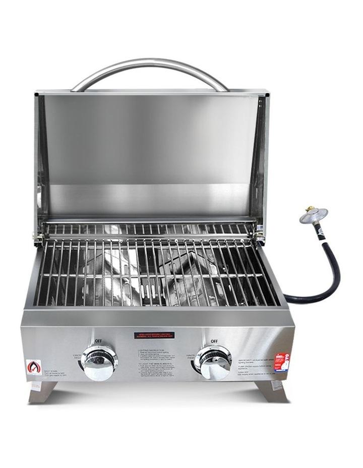 Portable 2 Burner Gas BBQ image 5