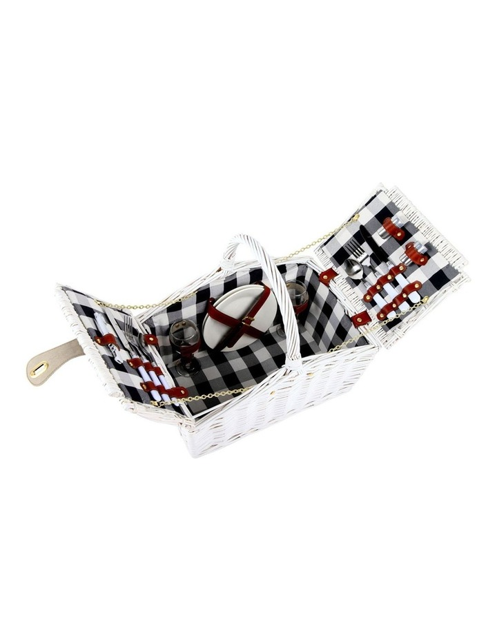 Deluxe 2 Person Picnic Basket image 1