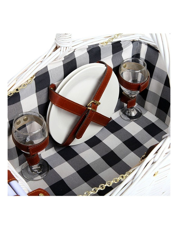 Deluxe 2 Person Picnic Basket image 5