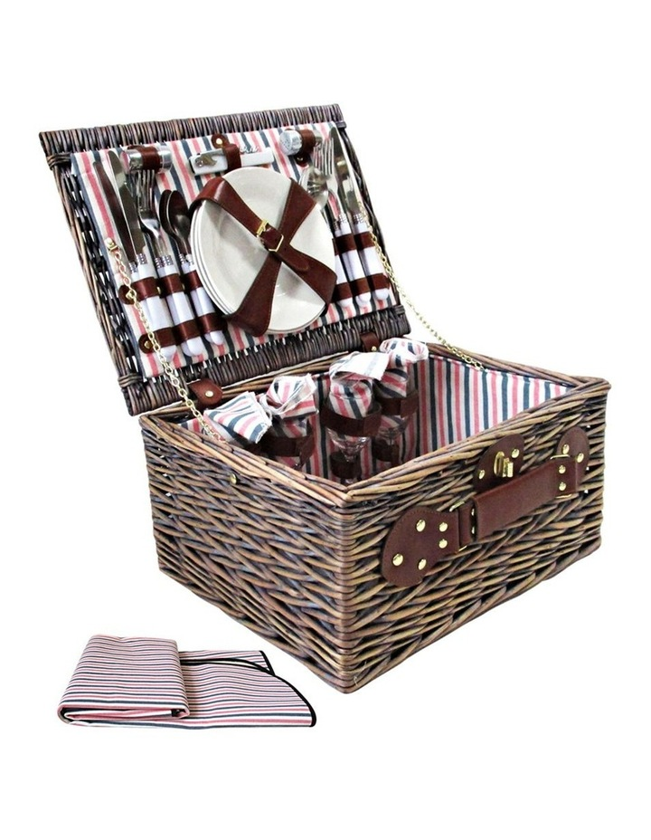 4 Person Picnic Basket image 1
