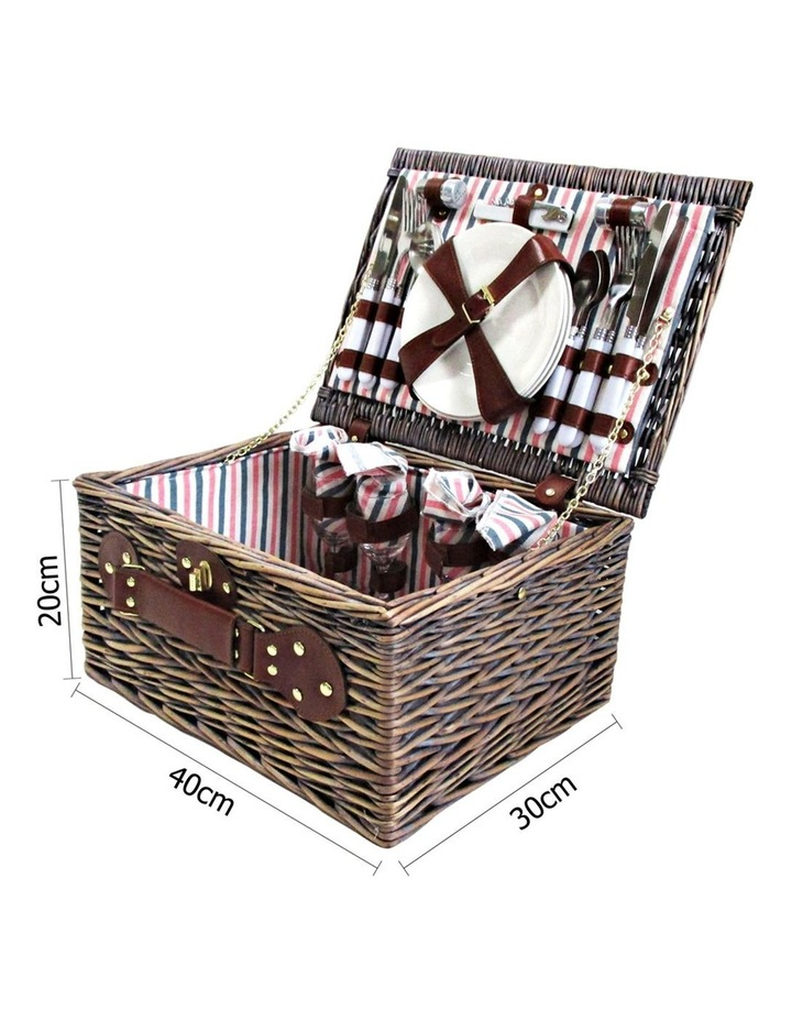 4 Person Picnic Basket image 2