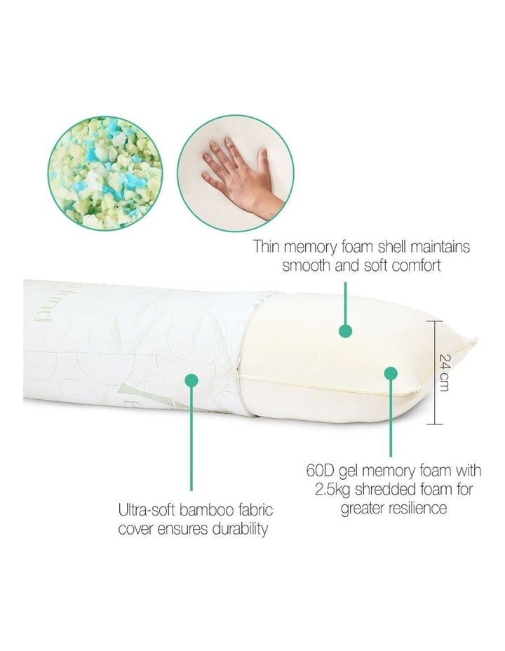 Full Body Memory Foam Pillow image 3