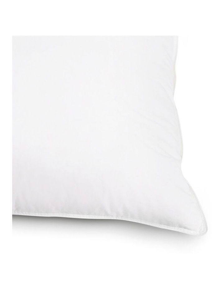 Set of 4 Medium & Firm Cotton Pillows image 5