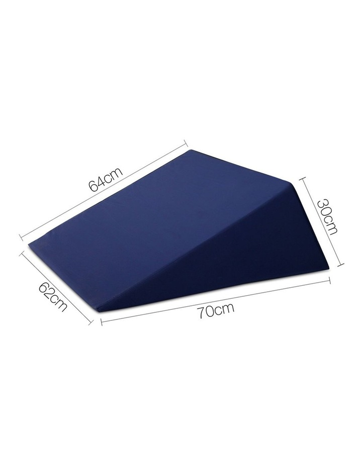 Foam Wedge Back Support Pillow image 2