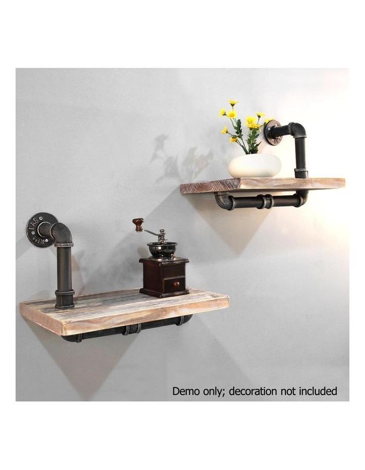 DIY Floating Wall Shelves image 4