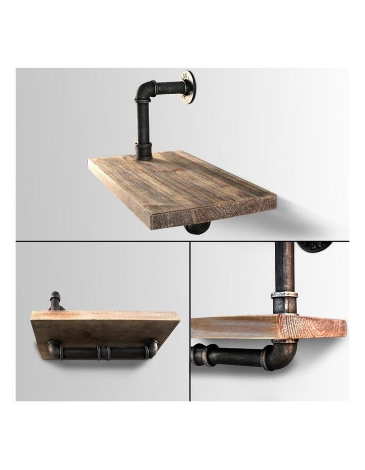 DIY Floating Wall Shelves image 5