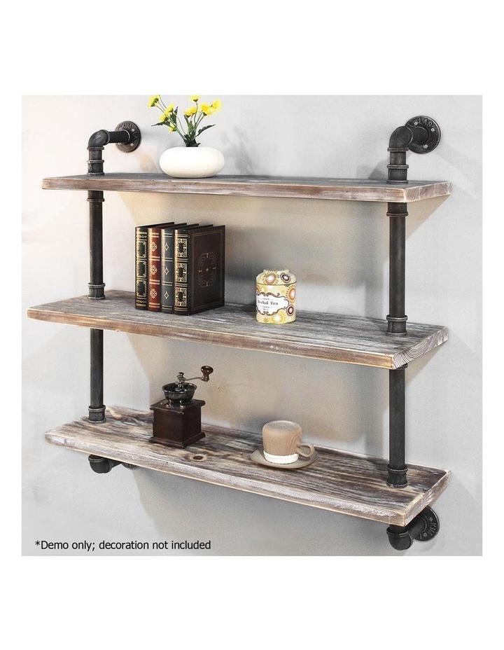 3 Level 92cm DIY Wall Mounted Bookshelf image 5
