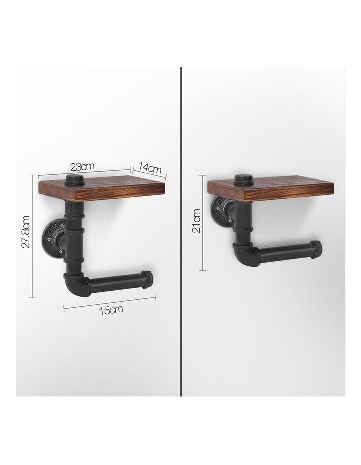 DIY Bathroom Toilet Roll Holder image 2