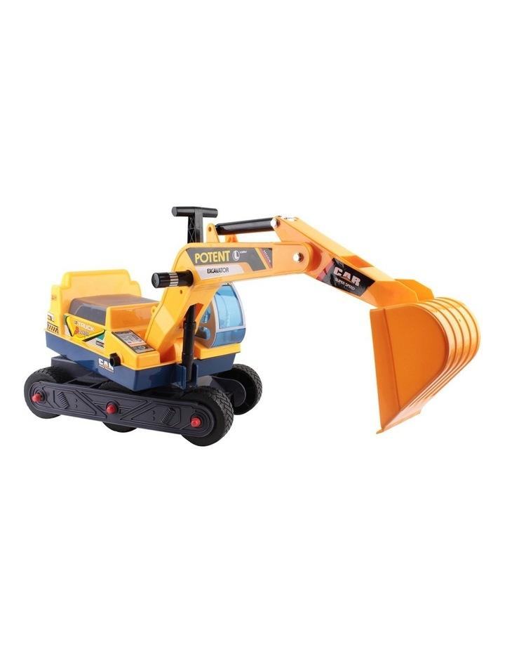 Kids Ride On Excavator image 1