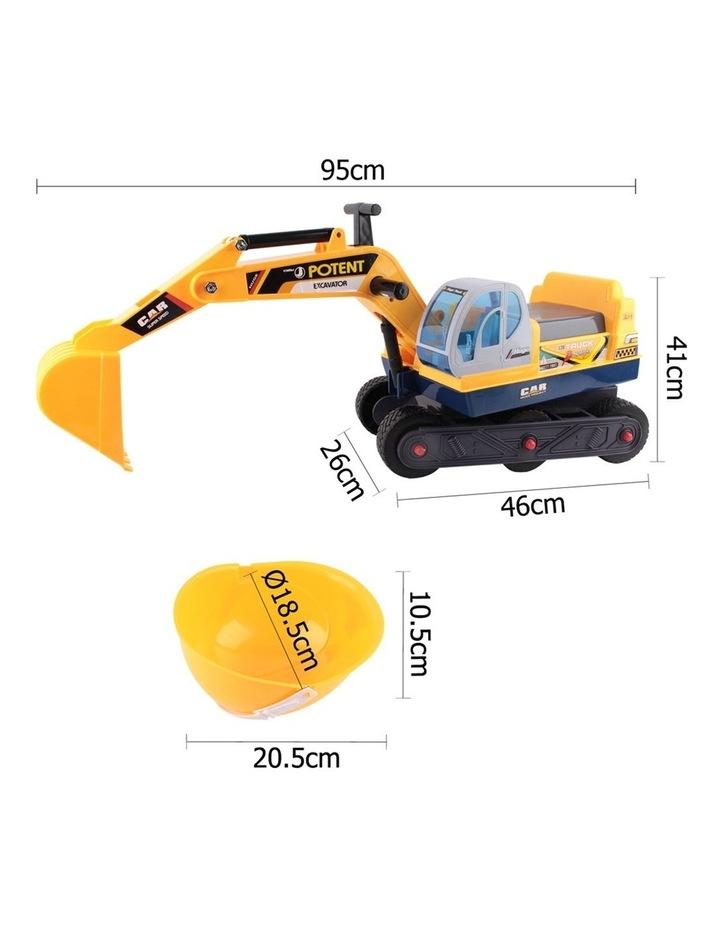 Kids Ride On Excavator image 2