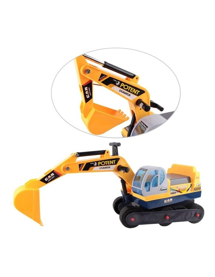 Kids Ride On Excavator image 3